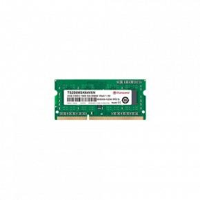 Transcend TS256MSK64V8N SO-DIMM [2GB, DDR3, 1333 MHz, CL11, 1.5v, 1Rx8, 256Mx8]