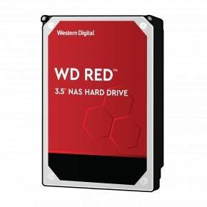 "Western Digital WD120EFAX RED NAS HDD [12TB, 3.5, SATA3, 5400 RPM, 256 MB, 210 MiB/s]"""
