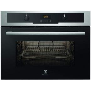 Electrolux EMT38219OX Built-in Microwave Oven With Grill [Antifingerprintl, Stainless Steel]