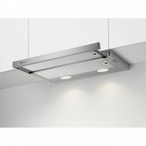 Electrolux EFP6500X Cooker Hood [Stainless Steel, 200-400m3p/h, 60cm, halogeen]
