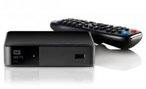 WD WDBGXT0000NBK TV Live Streaming Media Player