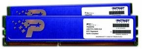 Patriot PSD38G1600KH LONG DIMM KIT [8GB, DDR3, 1600MHZ, CL9, 1.5V, Heatspreader]