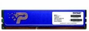 Patriot PSD34G160081H LONG DIMM [4GB, UDIMM DDR3, 1600MHZ, CL11, Heatspreader]