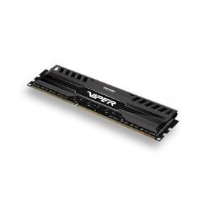 Patriot PV34G160C0 VIPER 3 BLACK MAMBA [4GB, DDR3 DIMM, 1600MHZ, CL10, 1.5V, Heatspreader]