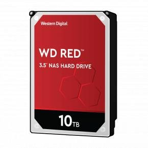 "Western Digital WD102KFBX RED Pro 10TB 256MB, 3.5"", 7200 RPM, Serial ATA III, 256MB, HDD]"