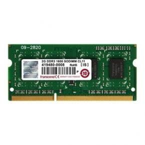 Transcend TS512MSK64W3N SO-DIMM [4GB, DDR3L, 1333Mhz, CL9, 1.35v, 2Rx8]