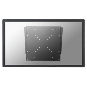 Newstar FPMA-W110BLACK TV/Monitor Ultra-thin Wall Mount [1x 10kg, 10 - 40 inch, 75x75/ 200x200mm, Black]