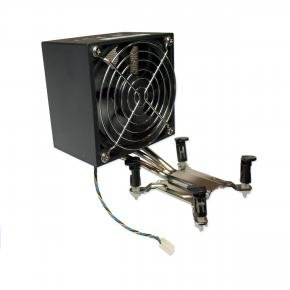 Shuttle PM65 Heatpipe Cooling + Fan (ICE Genie 3)Heatpipe cooling system for SG41J1/J4]