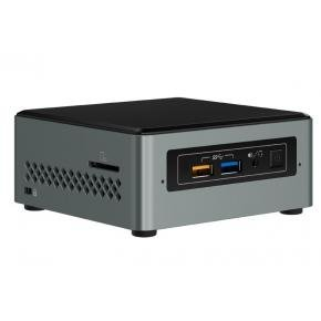 Intel NUC6CAYSAJ NUC PC [Celeron J3455 Dual HTT, 2GB DDR3l SO-DIMM, 32GB, HD500, BT4.2, WiFi, W10h]