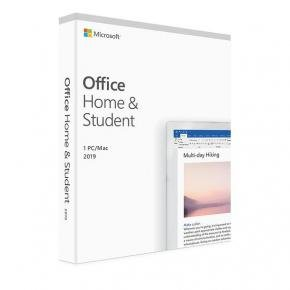 Microsoft 79G-05065 Office Home and Student 2019 IT [1yr, Word/ Excel/ Powerpoint/ OneNote]