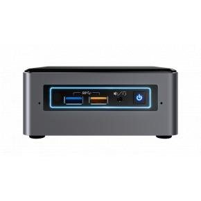 Intel BOXNUC7I3BNHXF NUC MiniPC [UCFF, Intel i3-7100U, 2.4Ghz, 2x SO-DIMM DDR4, 4 GB, 1TB HDD, W10h]
