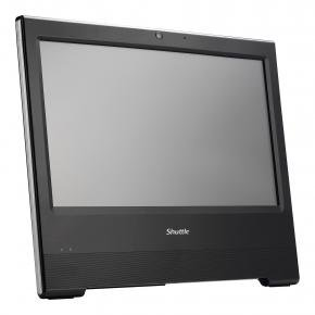 "Shuttle X5060PA All-In-One PC [15.6 Touch, Intel 3865U, 4GB, 120GB SSD, USB3.0, CR,WiFi, Win10 IoT]"""