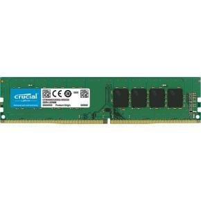 Crucial CT4G4DFS824A Crucial U-DIMM [4GB, DDR4, 2400Mhz, CL17, Single Ranked, Unbuffered, 1.2v]