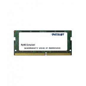 Patriot PSD44G240081S SO-DIMM SL [4GB, SO-DIMM DDR4, 2400MHz, CL17, 1.2V]