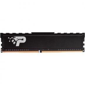 Patriot PSP48G266681H1 LONG-DIMM SL PREMIUM [8GB, DDR4 UDIMM, 2666MHz, CL19, 1.2V, HEAT SHIELD]