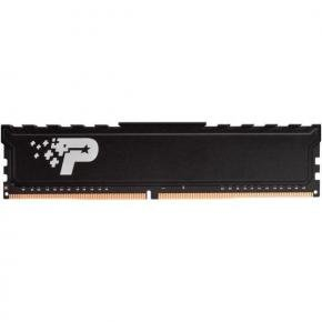 Patriot PSP44G240081H1 LONG-DIMM SL PREMIUM [4GB, DDR4 UDIMM, 2400MHz, CL17, 1.2V, HEAT SHIELD]