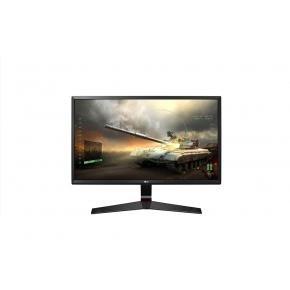 "LG 27MP59G-P LCD LED Monitor [27 1920 x 1080, IPS LED, 250 cd/m², 1000:1, 5 ms, 26W, Black]"""