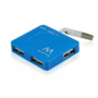 Ewent-EW1126-USB2.0-Hub-mini-4-port-blue